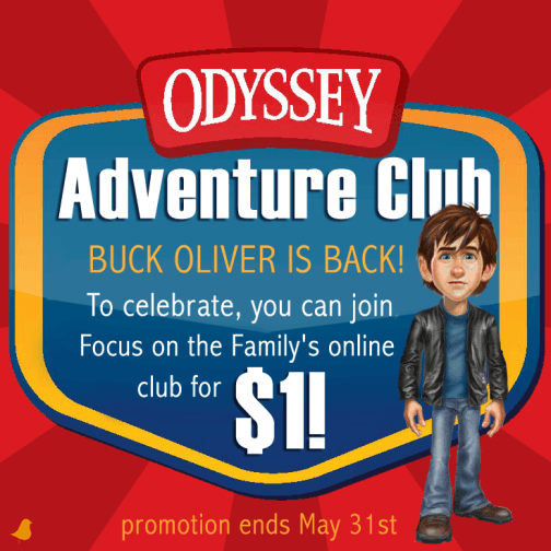 Join The Odyssey Adventure Club For A Quot Buck Quot Plus A