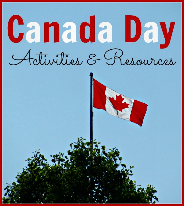 Canada Day Activities and Resources