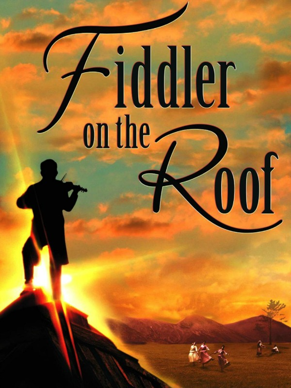 Fiddler on the Roof - one of my favourite father-daughter movies