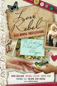 Love Rebel: Reclaiming Motherhood (an anthology of 5 Catholic bloggers)