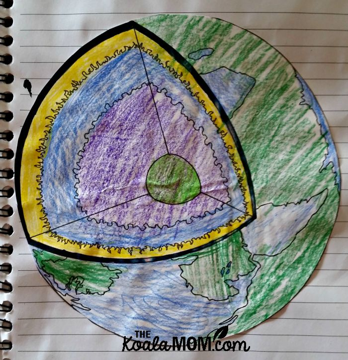 Science activities from the Christian Kids Explore Earth and Science curriculum by Bright Ideas Press