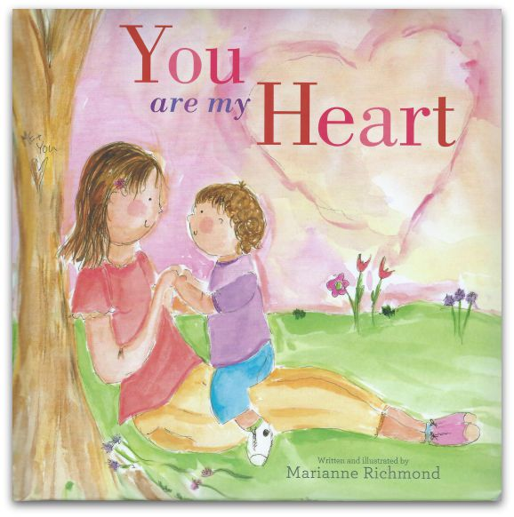 You Are My Heart by Marianne Richmond