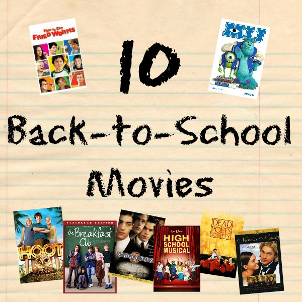 10 Back-to-School Movi...