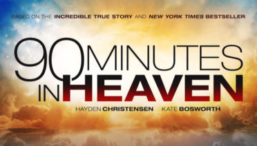 90 Minutes in Heaven {movie review}