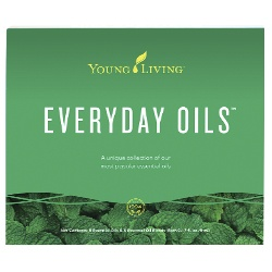 Young Living Everday Oils collection
