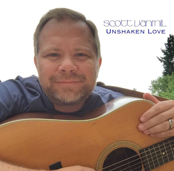 Scott van Mil's debut worship CD Unshaken Love