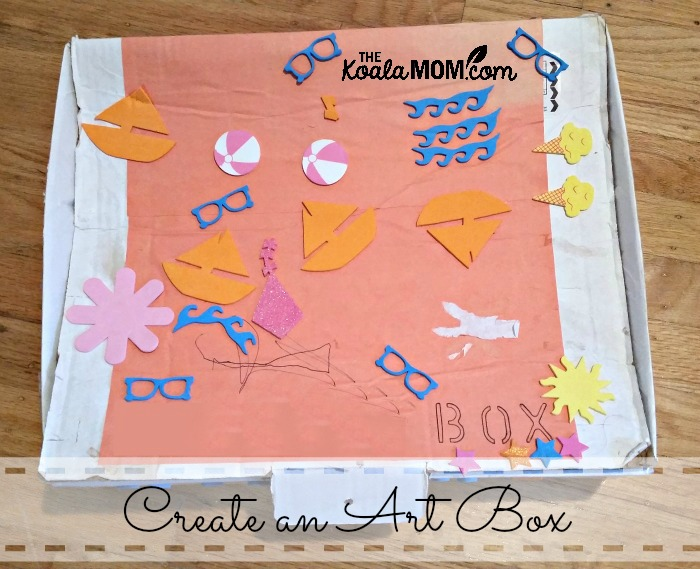 Create an Art Box