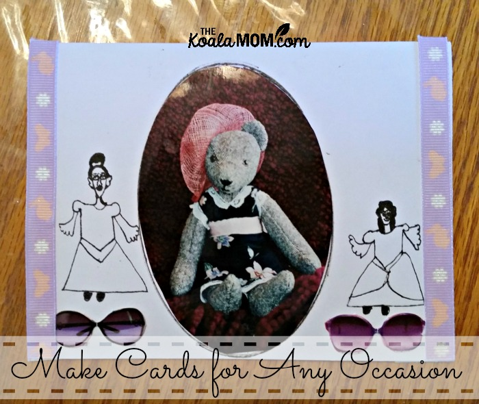 Make cards for any occasion