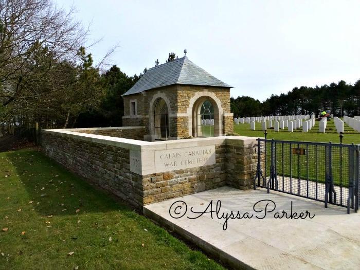 Calais Canadian War Cemetery