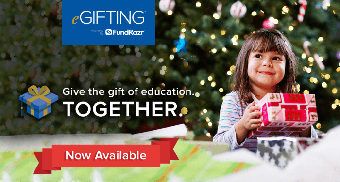 Give the gift of education together with the Heritage RESP eGifting program.