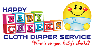 Happy Baby Cheeks is a Vancouver-based cloth diaper service