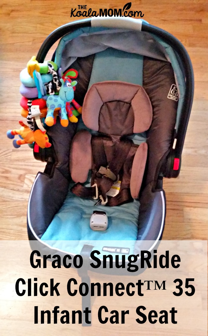 Graco SnugRide Click Connect™ 35 Infant Car Seat