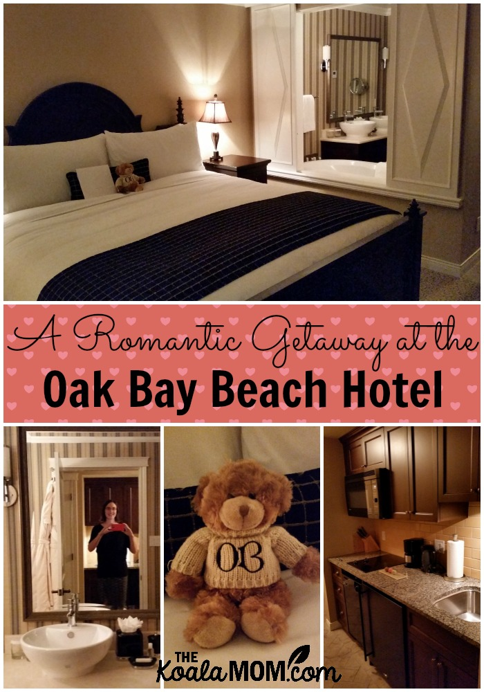 A romantic getaway at the Oak Bay Beach Hotel in Victoria, BC