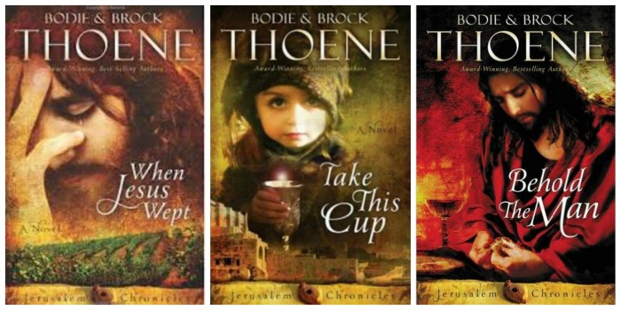 Jerusalem Chronicles series by Brock and Bodie Thoene