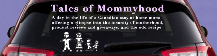 Tales of Mommyhood by Ashley Picco