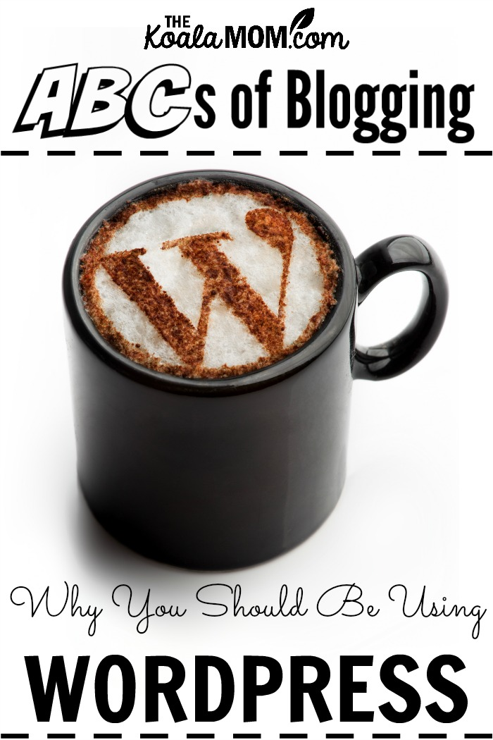 Why You Should Be Using WordPress as a Blogger