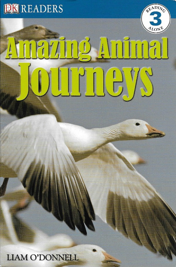 Amazing Animal Journeys (DK Readers)