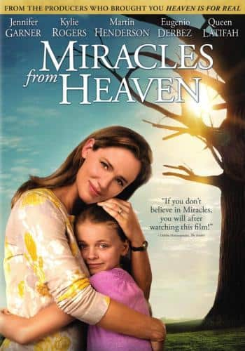 Miracles from Heaven movie starring Jennifer Garner
