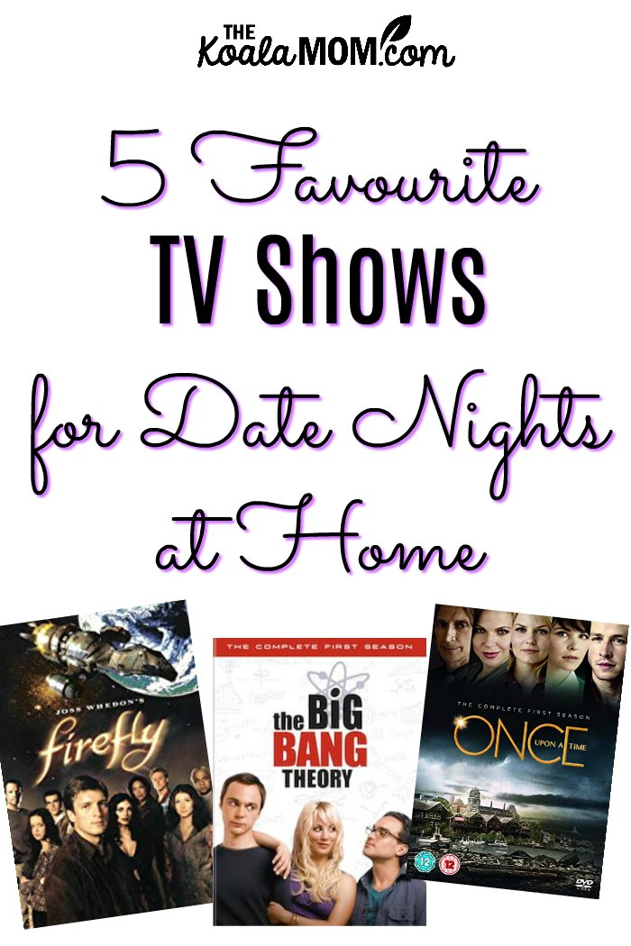 5 Favourite TV Shows for Date Nights at Home