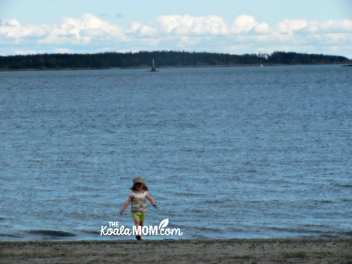 Willows Beach, one of our favourite beaches near Victoria, BC