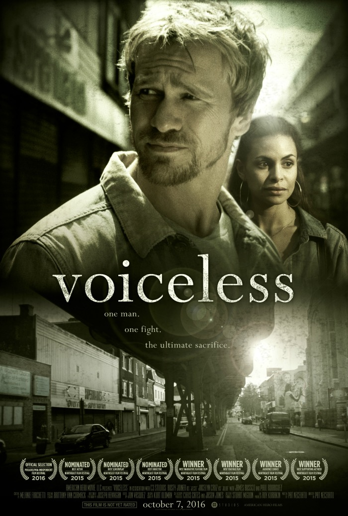 Voiceless the movie