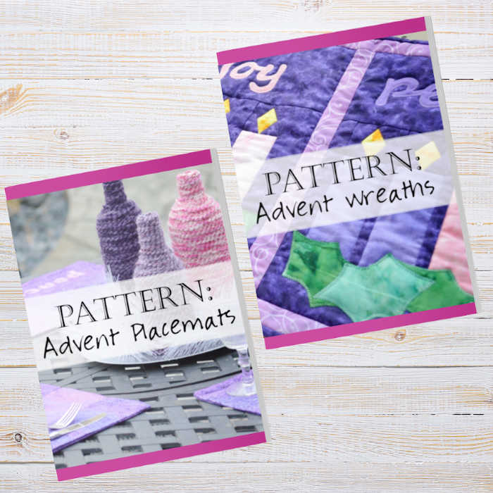 Advent Sewing Patterns