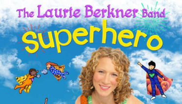 Superhero CD by the Laurie Berkner Band