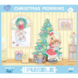 Christmas Morning Puzzle