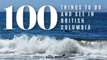 100 Things to Do and See in British Columbia