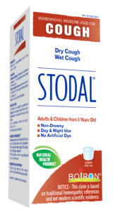 Boiron homeopathic cold remedies - Stodal
