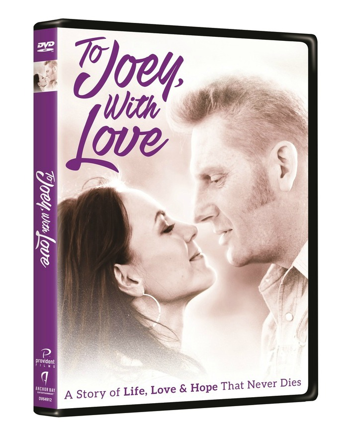 To Joey, with Love DVD