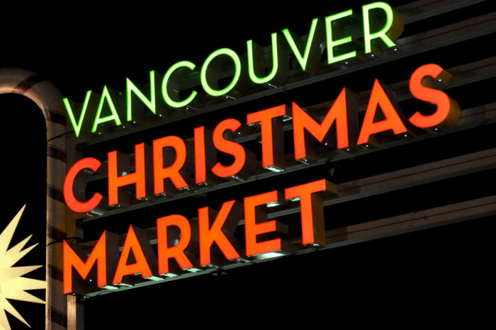 Celebrate New Year's Eve with the family at the Vancouver Christmas Market