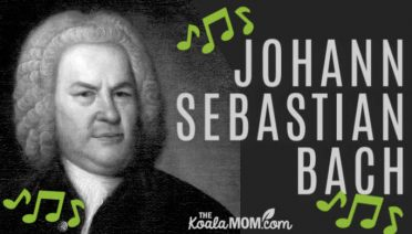 Johann Sebastian Bach (a biography with resources for kids)