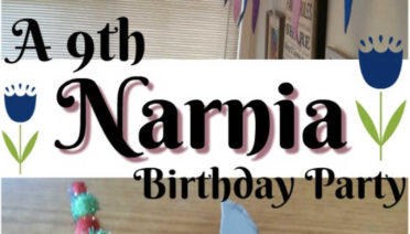 9th Narnia Birthday Party