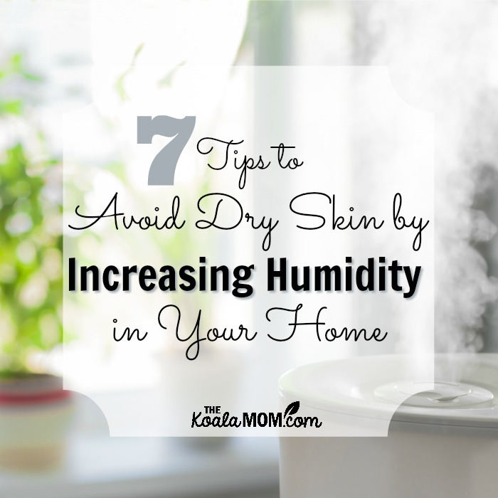 7 Tips to Avoid Dry Skin by Increasing Humidity in Your Home