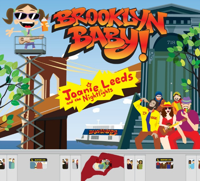 Brooklyn Baby CD by Joanie Leeds