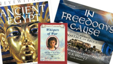 Fun Books & Resources to Bring History Alive for Your Child