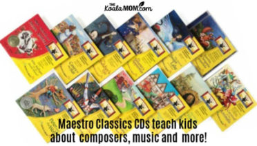 Maestro Classics CDs teach kids about composers, music and more!
