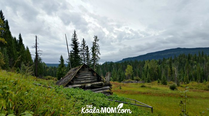Ray Farm in Wells Gray Provincial Park