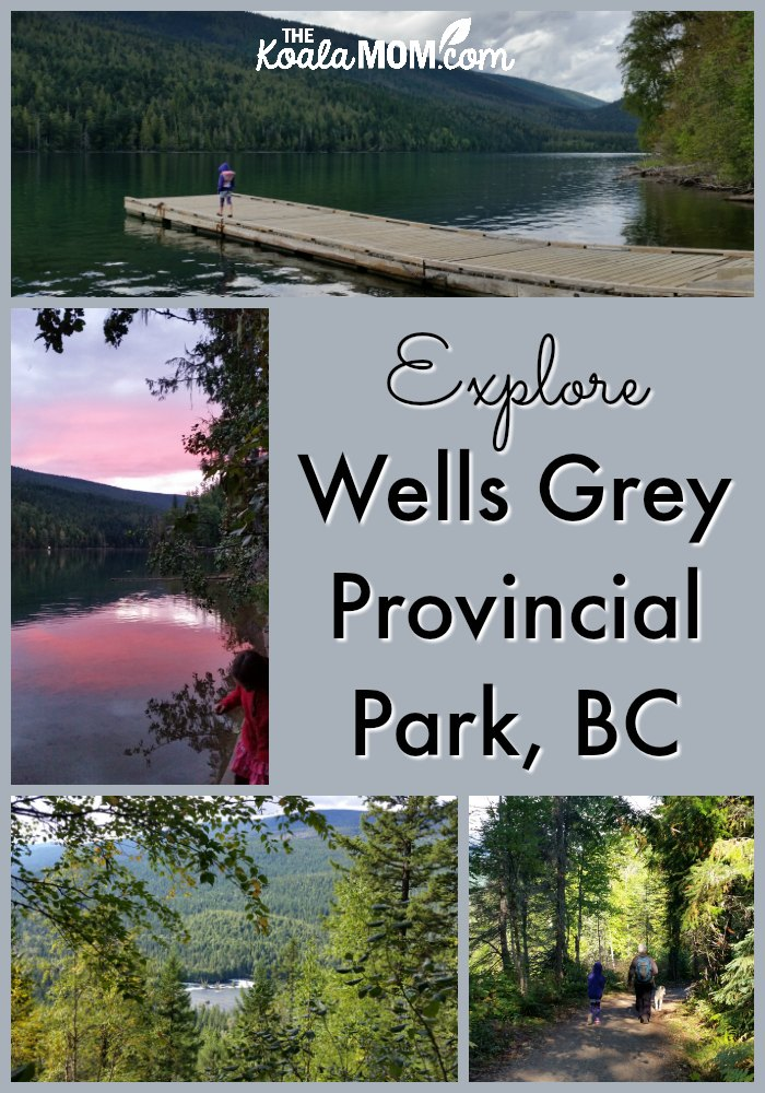 Explore Wells Gray Provincial Park in BC