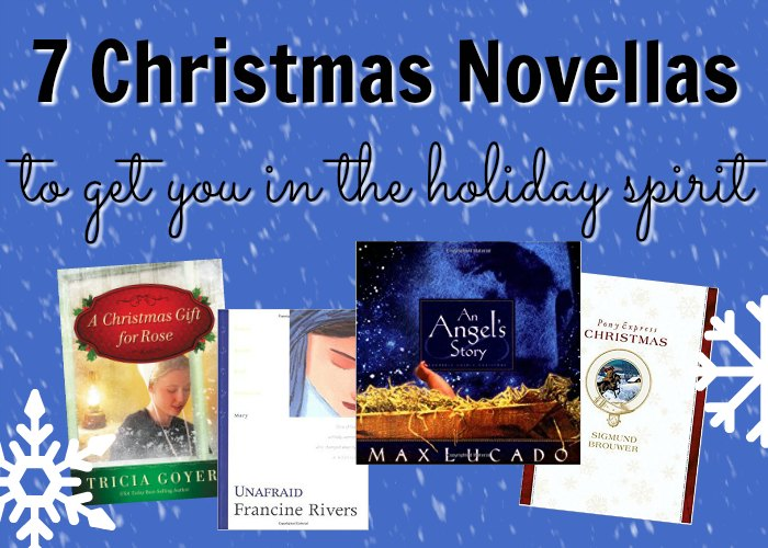7 Christmas novellas to get you in the Christmas spirit