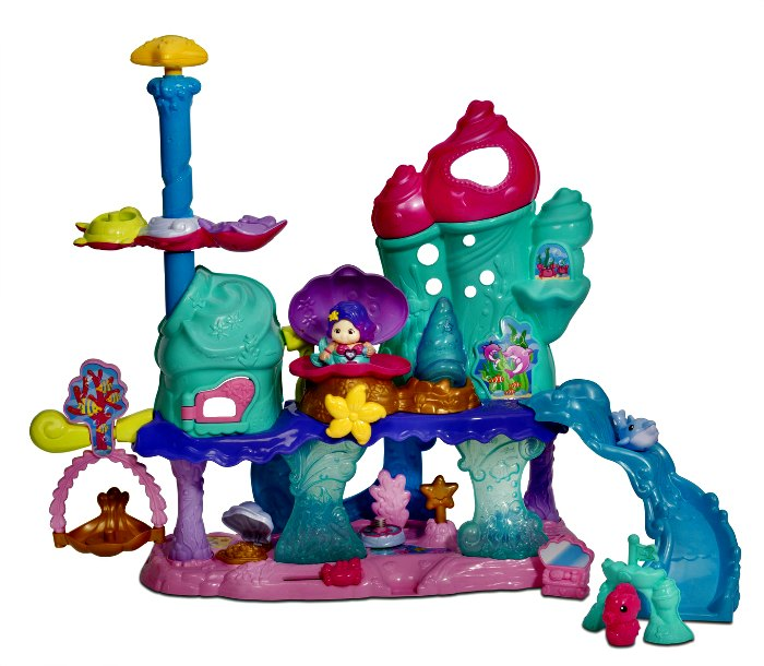 Go! Go! Smart Friends® Shimmering Seashell Castle™