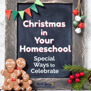 Christmas in Your Homeschool link-up