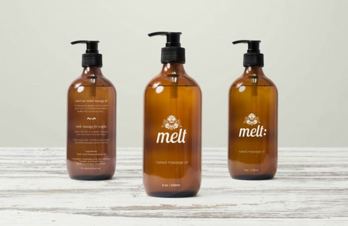 MELT Massage Oil