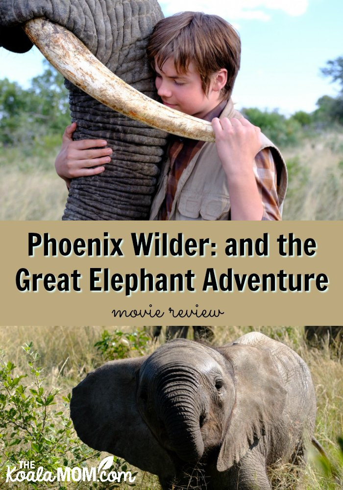 Phoenix Wilder: and the Great Elephant Adventure (movie review)