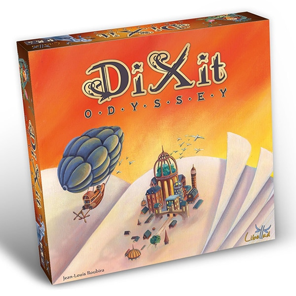 Dixit Odyssey family board game