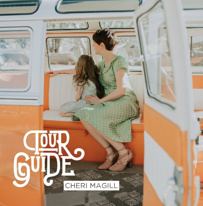 Cheri Magill's new CD Tour Guide is about motherhood