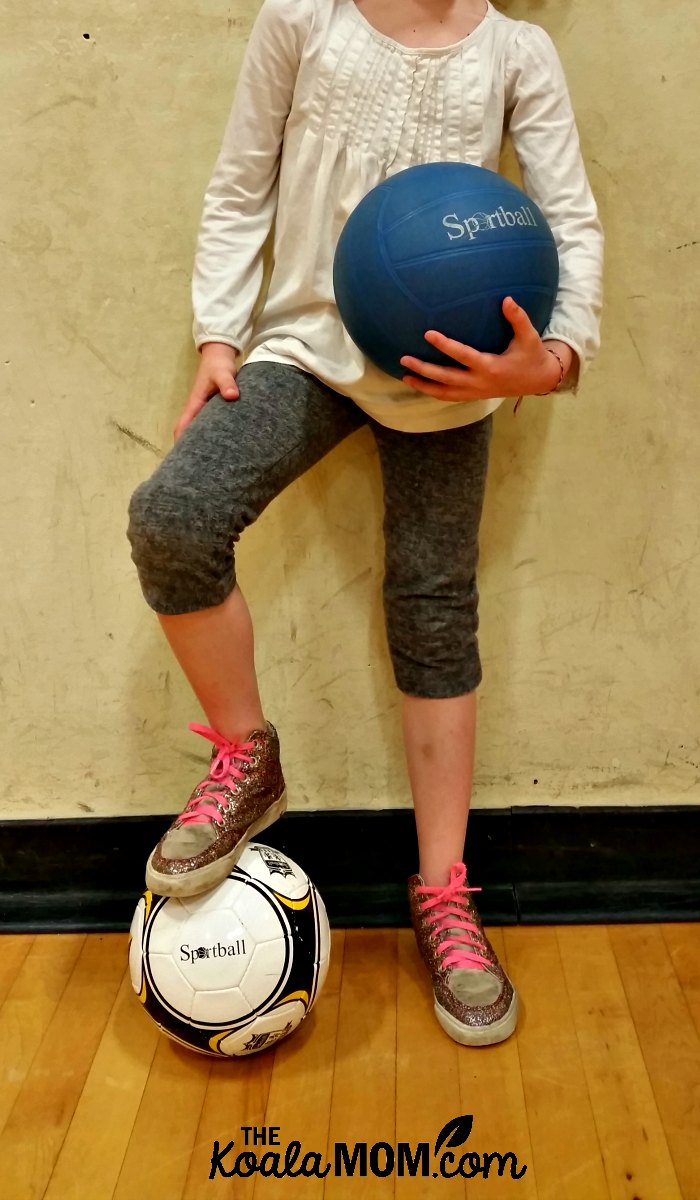 Sportball offers fun, high-energy kids sports classes, where children learn to have fun winning or losing while playing soccer and other ball sports.