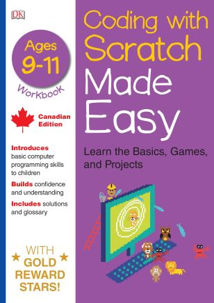 Coding with Scratch Made Easy: Learn the Basics, Games and Projects