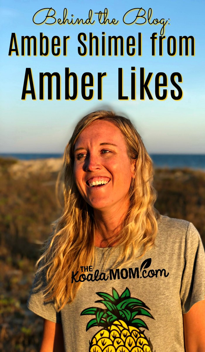 Behind the Blog: Amber Shimel from Amber Likes (previously Live from WDW)